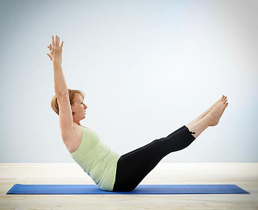 Bev Grant, Pilates Instructor at Positive Pilates