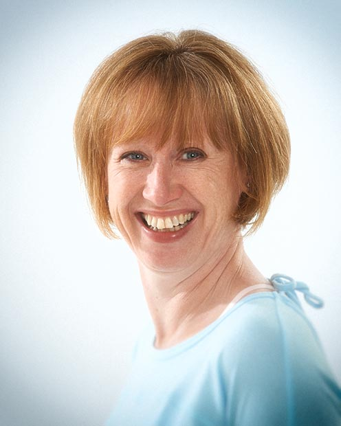 Bev Grant, fully qualified Pilates Instructor at Positive Pilates