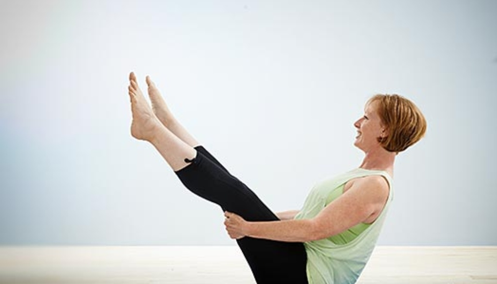 Bev Grant, owner and instructor, Positive Pilates