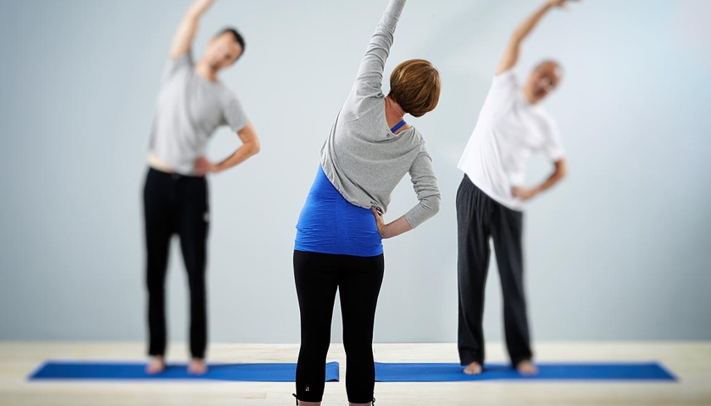 Positive Pilates Group Lessons