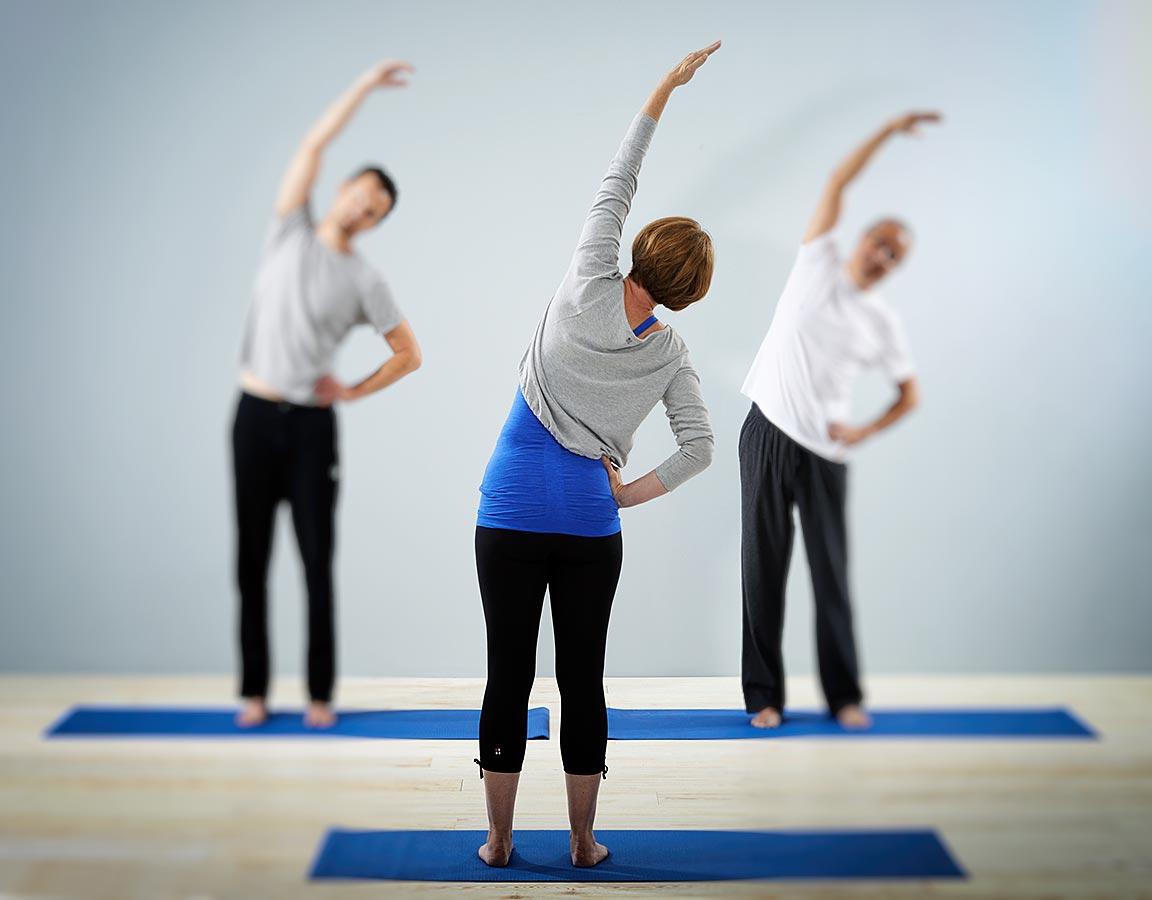 Positive Pilates group classes