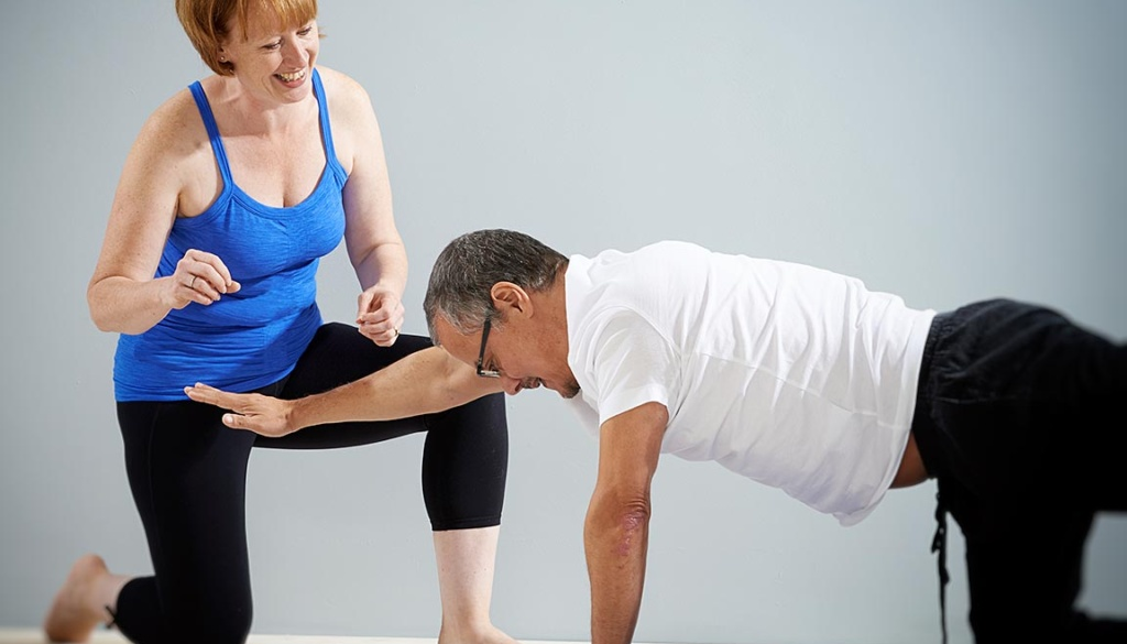Positive Pilates One-to-One Sessions