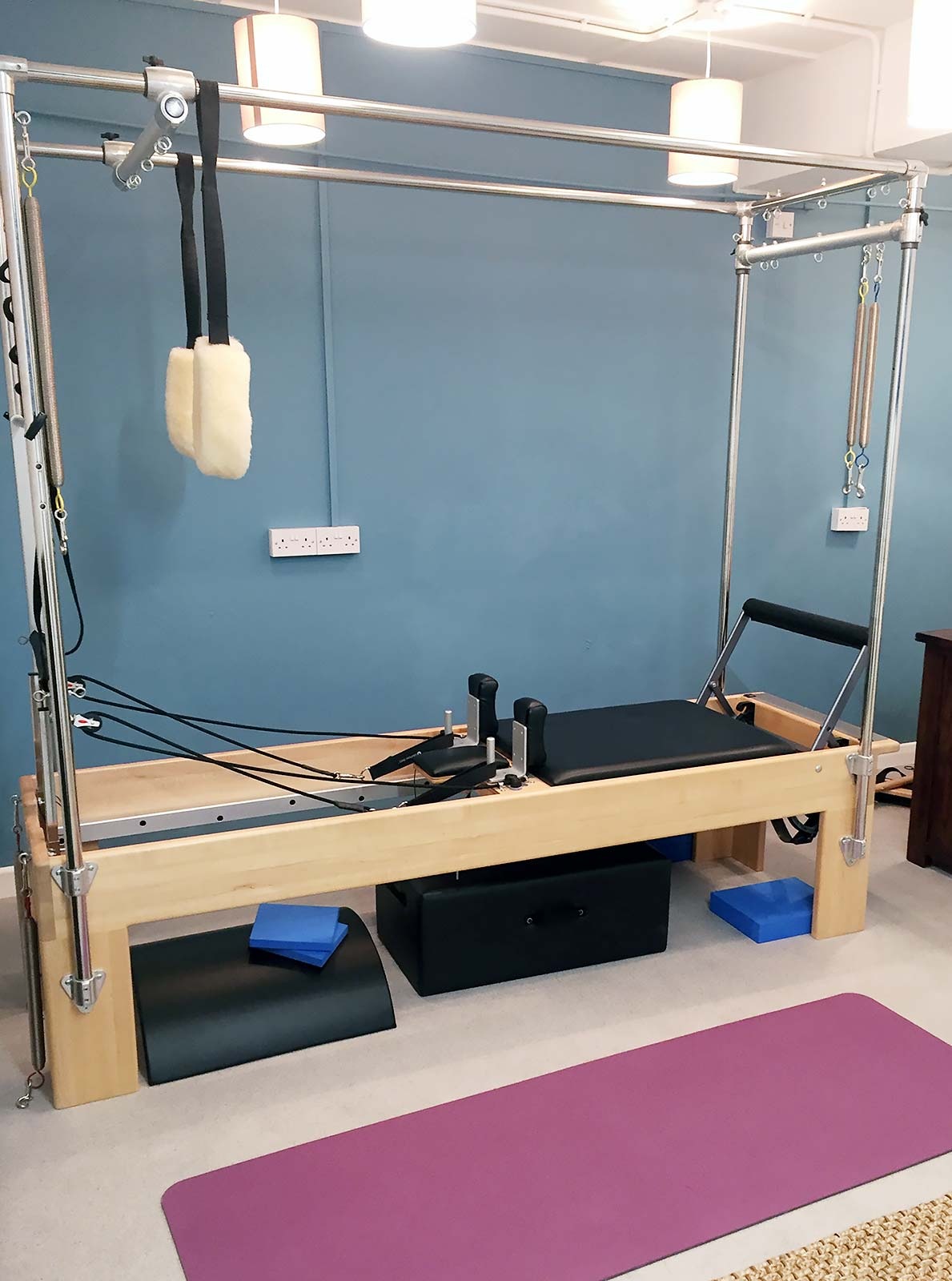 Pilates Reformer at The Studio @53