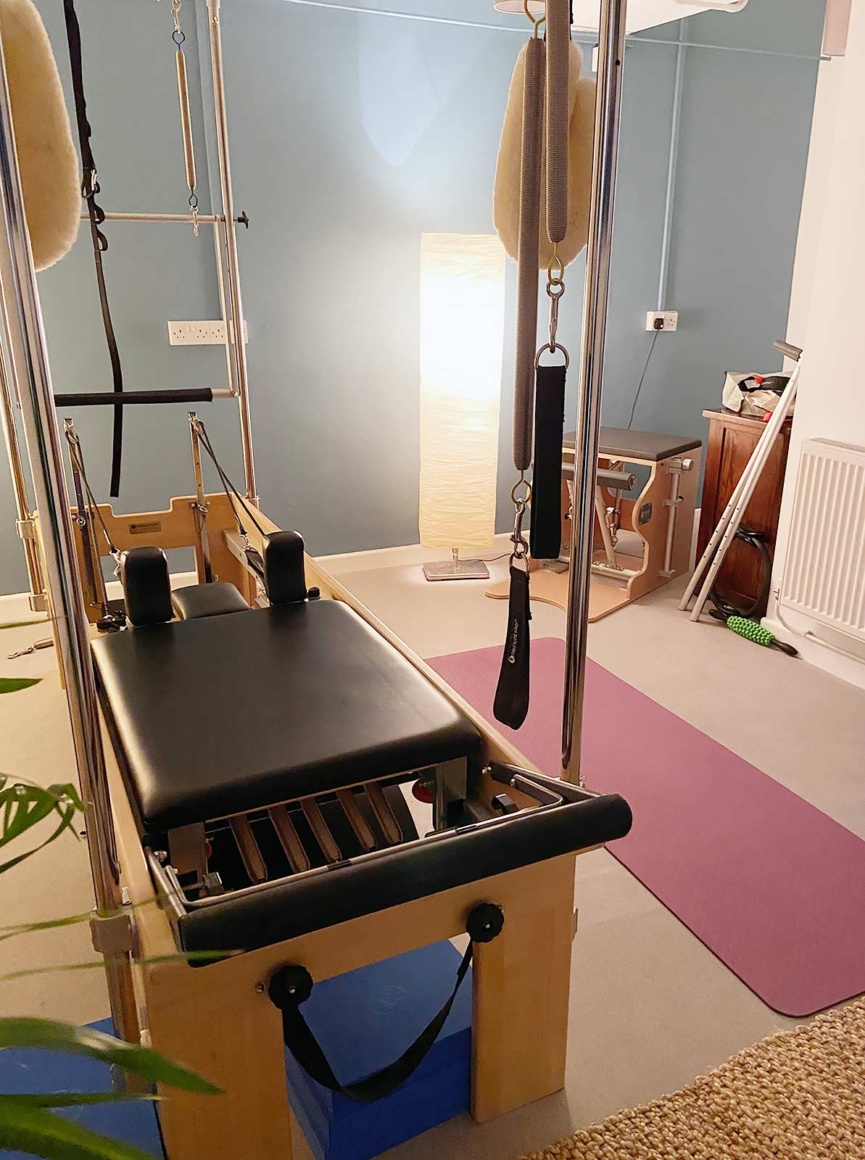 Pilates Reformer and Cadillac at The Studio @53