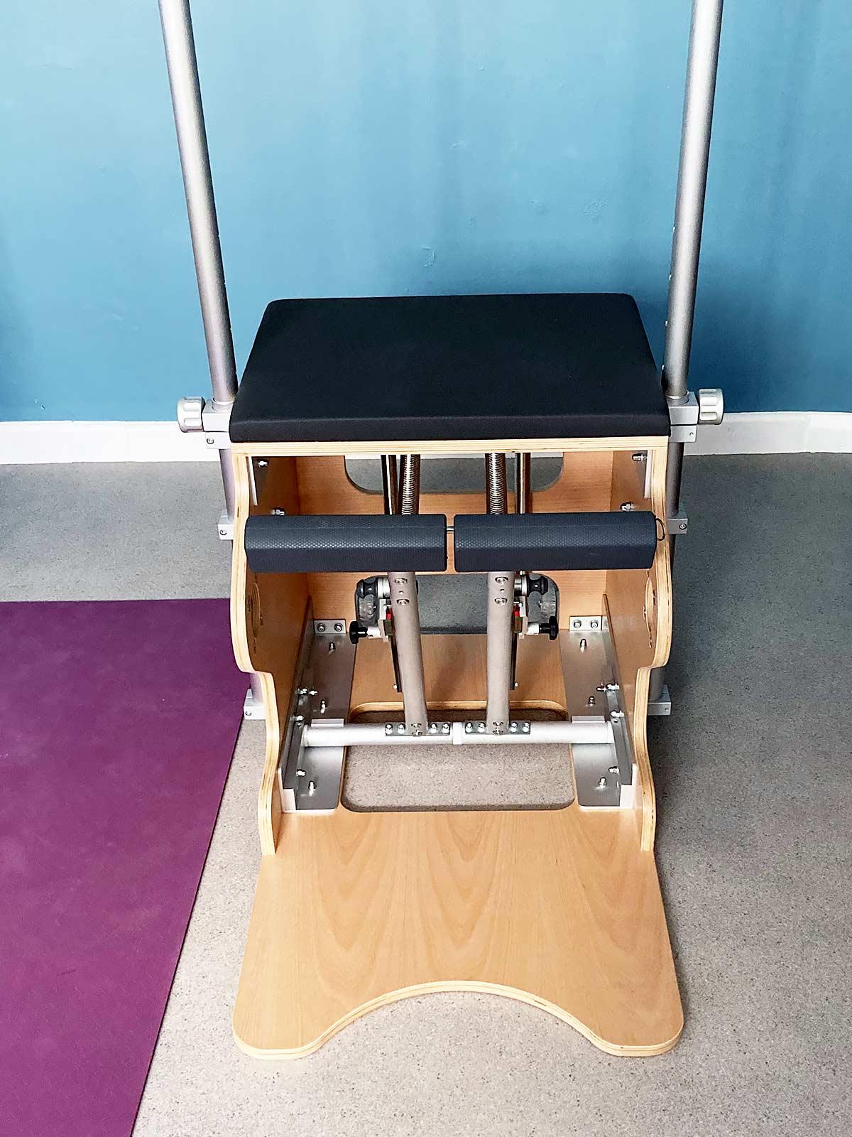 Pilates Wunda Chair at The Studio @53